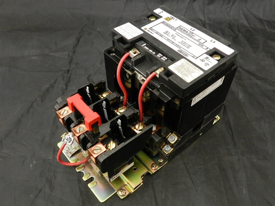 Sd S on 2 sd ac motor wiring