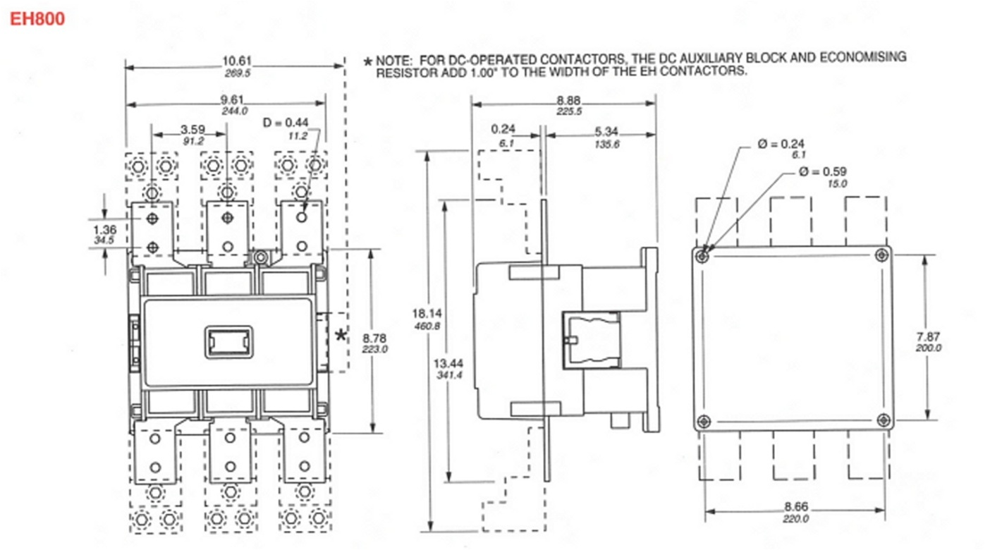 Abb Contactor Wiring Diagram - Wire Diagram Here on