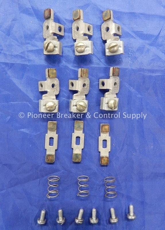 NEW CUTLER HAMMER CONTACT KIT 6-1-3